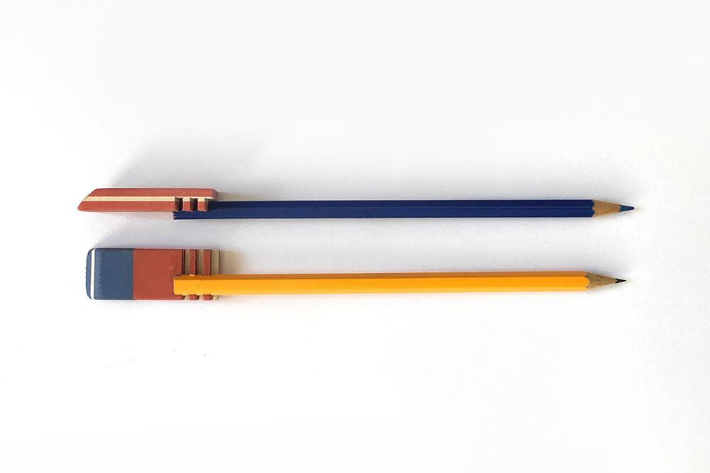 העיפרון של אסף וינברום (עם מחק מחורר)