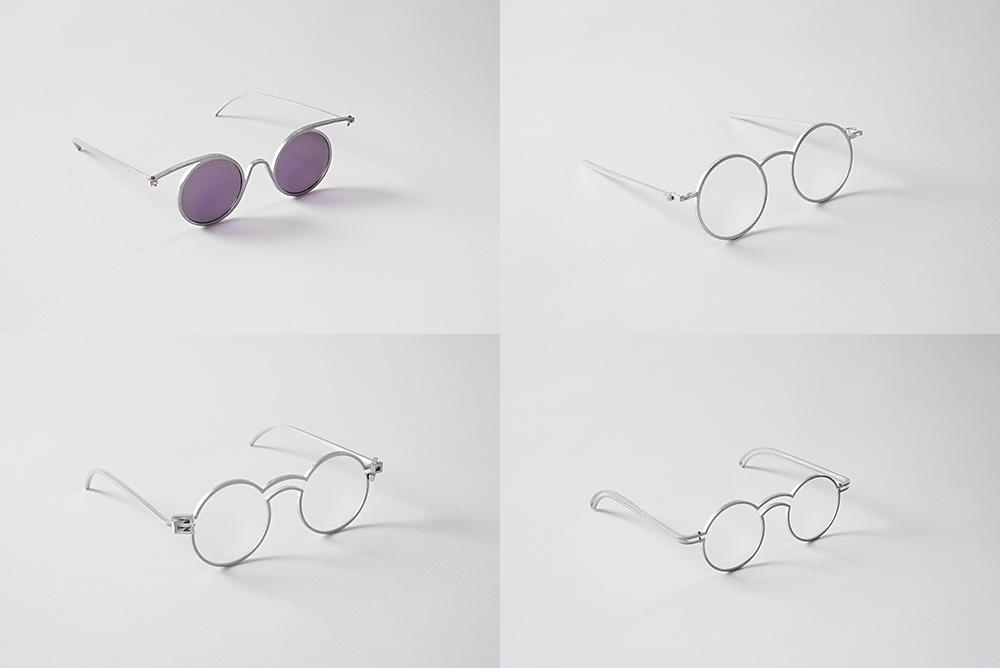 מסגרות המשקפיים של מיכאל צינזובסקי