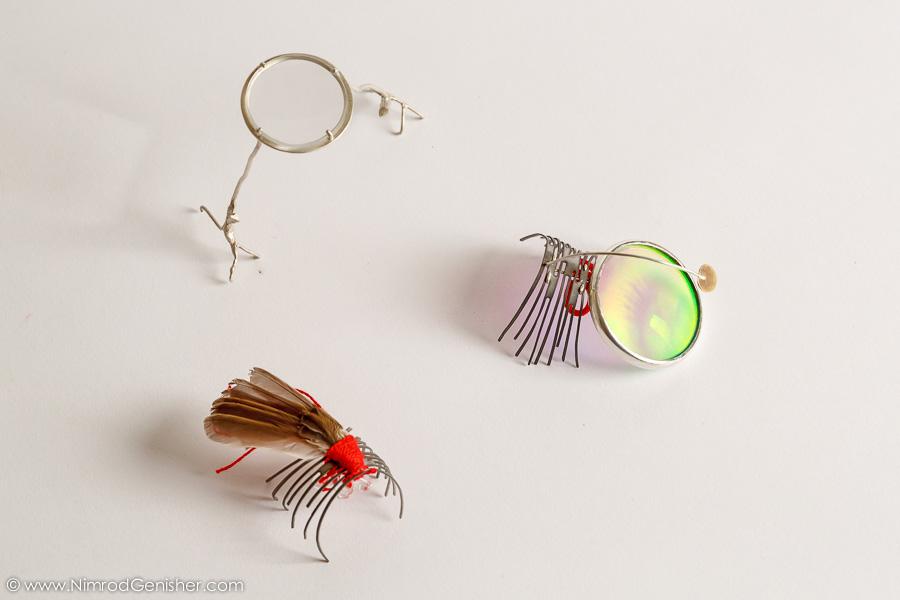 החרקים הדמיוניים של נגה חדד