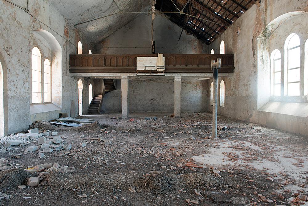 פסי גירש, חורבן הבית, 2015