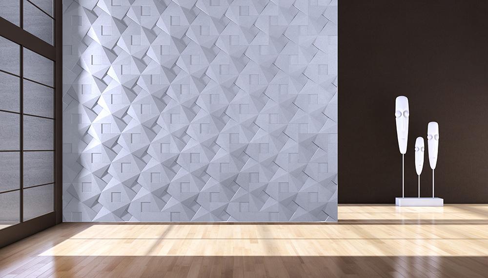 Persian, פרשנות גיאומטרית עכשווית לדוגמה פרסית עתיקה - האריחים שזכו במקום השלישי בתחרות חביב הקהל של Xnet בצבע טרי