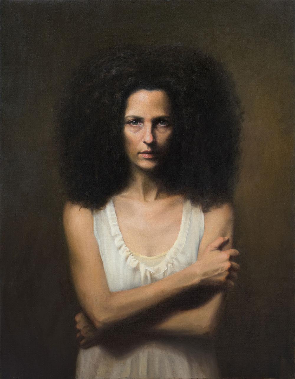 דנה זלצמן, דיוקן אישי, 2016