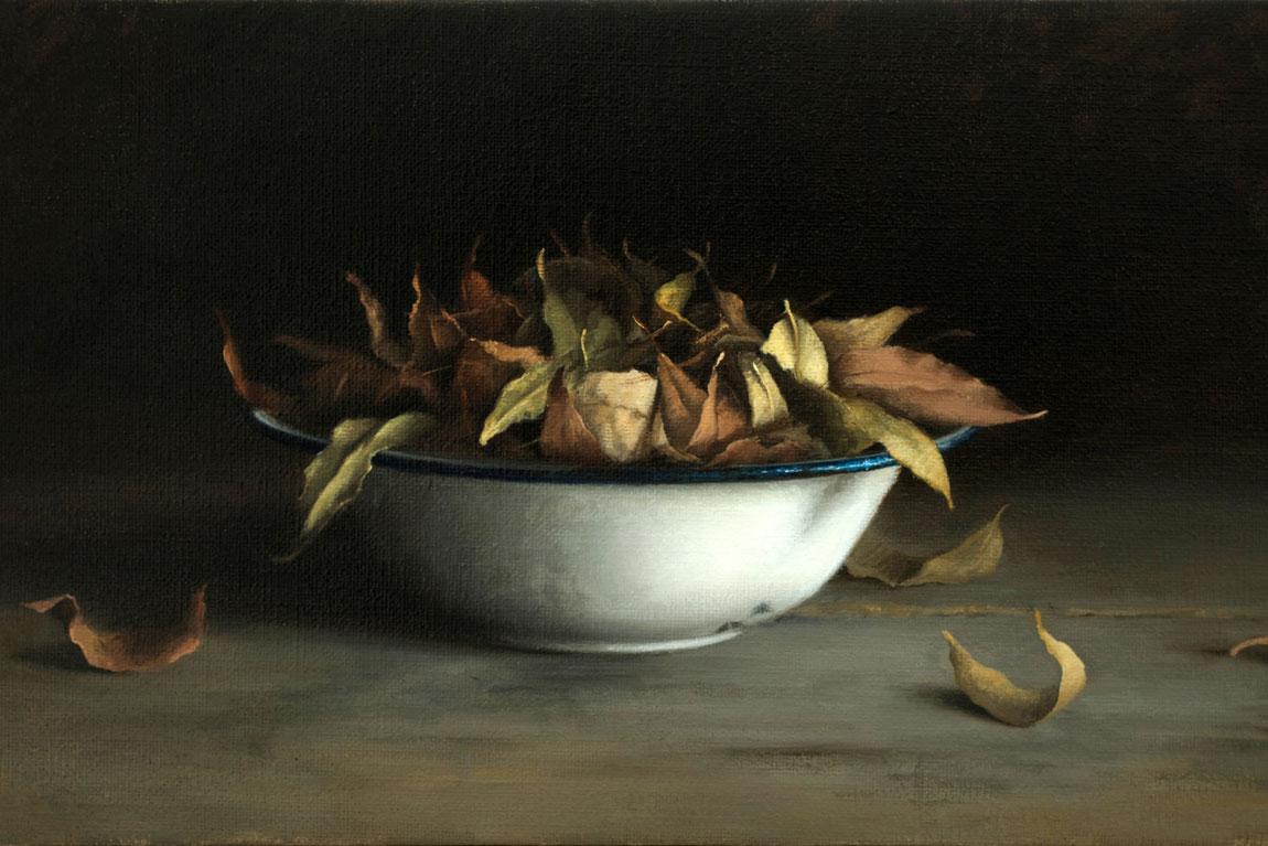 דנה זלצמן, עלים בקערה, תמונה ראשית
